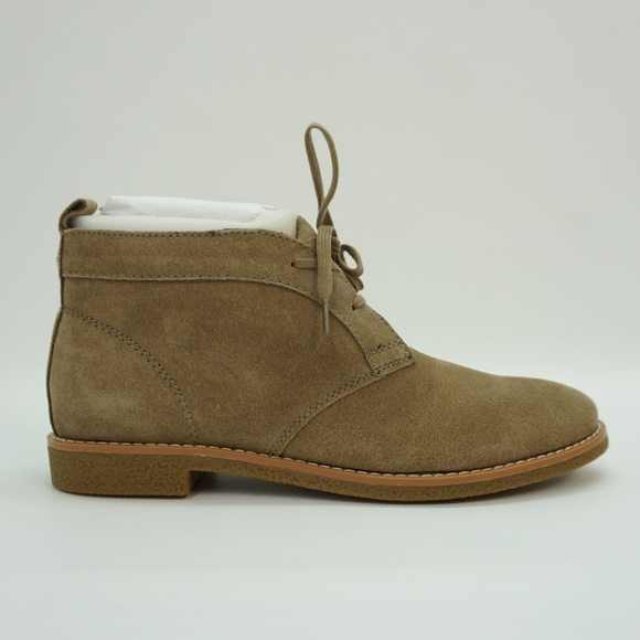 0784c9be36 NEW Tommy Hilfiger Lace Up Chukka Suede Ankle Boot.  M_5b914a3ec2e9fe797a98be70